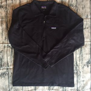 Patagonia quarter fleece pullover